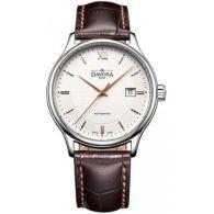 瑞士迪沃斯(DAVOSA) -Gentleman 绅士系列 Classic经典之作 16145632 机械男表