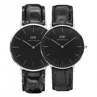 DW 丹尼尔惠灵顿(Daniel Wellington)—Dapper系列 DW00100135、DW00100147 石英情侣表