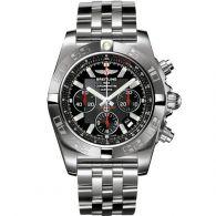 百年灵Breitling-Chronomat系列 AB011110-BA50-377A 机械男表