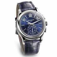 百达翡丽Patek Philippe-复杂功能计时腕表系列 5905P-001 自动机械男士腕表