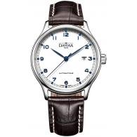 爆款绅士表!瑞士进口 迪沃斯(DAVOSA) -Gentleman绅士系列 Classic 经典之作 16145615 机械男表