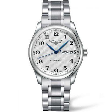 3.14白色情人节礼物推荐:双重礼 三款高档浪琴机械腕表