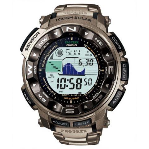 五一户外旅行适合带什么手表?卡西欧户外手表推荐