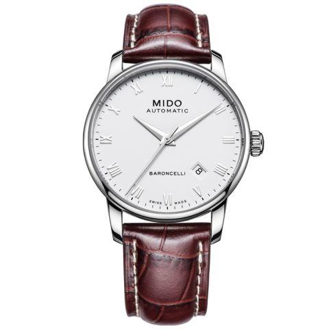 美度MIDO-贝伦赛丽系列 M8600.4.26.8 机械男表