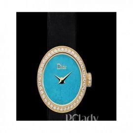 迪奥La D de Dior系列CD040153A002女士石英表