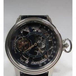 格拉苏蒂参议员系列46-12-02-04-04男士机械机芯表