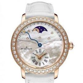 宝珀女士腕表系列3653-2954-58B女士机械机芯表