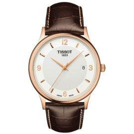 天梭Tissot-ROSE DREAM系列 T914.410.46.017.00 石英男表