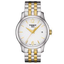 天梭TISSOT-T-CLASSIC 经典俊雅系列 T063.210.22.037.00 石英女表