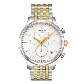 天梭TISSOT-T-CLASSIC 经典俊雅系列 T063.617.22.037.00 石英男表