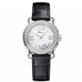 萧邦Chopard-Happy Diamonds系列 278509-3007 石英女表