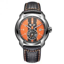 MINI Watch-夏日橙 MINI--46 时尚石英中性表