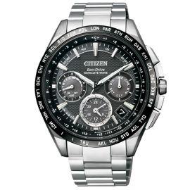 西铁城citizen-光动能男表系列 CC9015-54E 光动能卫星对时男表