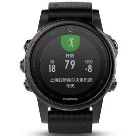 新品 佳明Garmin-fenix5s系列 fenix5s 中文蓝宝石 多功能GPS户外手表
