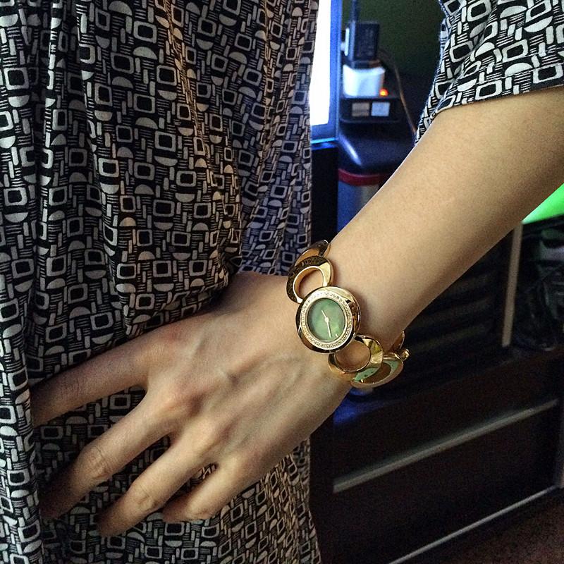 迪沃斯16857170手表【表友晒单作业】就是在万表...