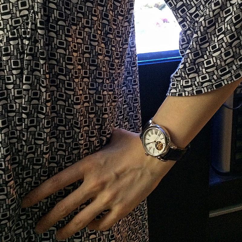 天梭T050.207.16.033.00手表【表友晒单作业】喜欢这个款...