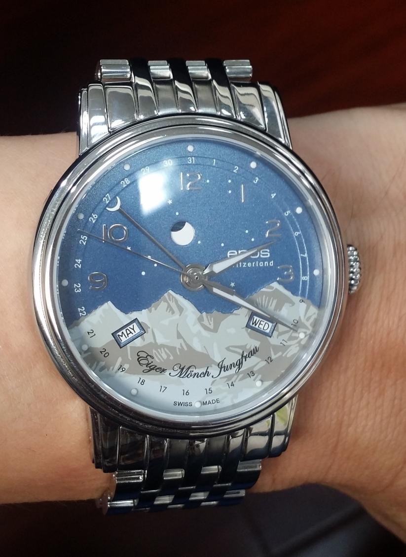 爱宝时3391.832.20.36.30手表【表友晒单作业】手表应该是...