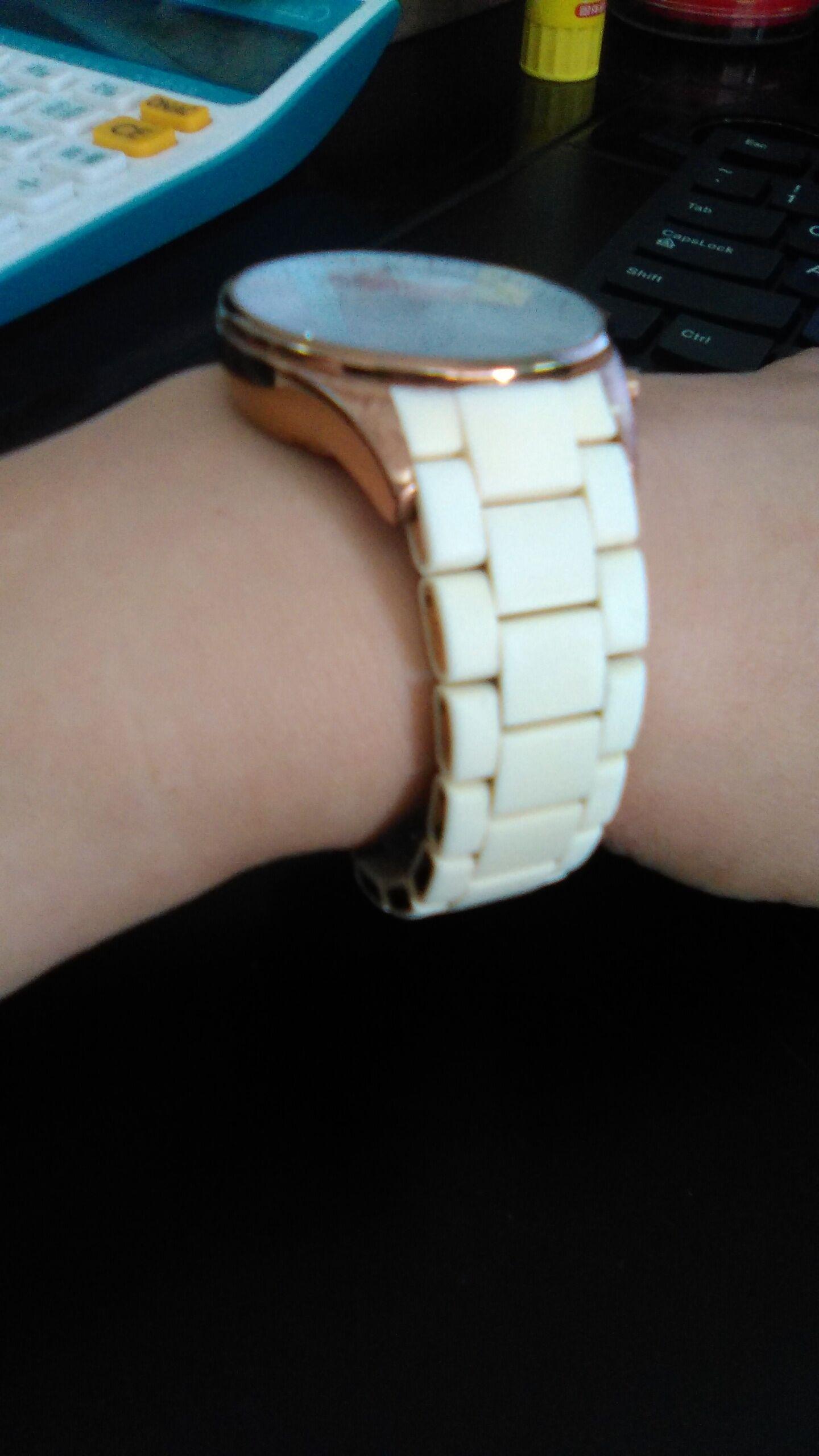阿玛尼AR5920手表【表友晒单作业】我已经买了...