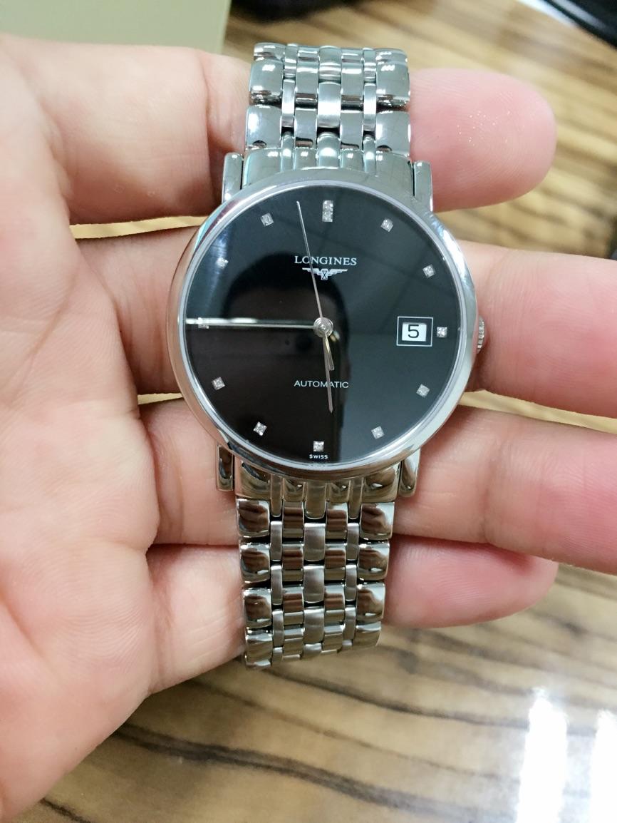 浪琴L4.809.4.57.6手表【表友晒单作业】六一下单六...