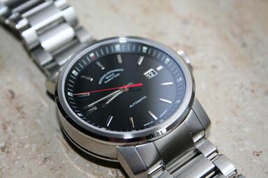 格拉苏蒂·莫勒M1-25-33-MB手表【表友晒单作业】还不错吧,...