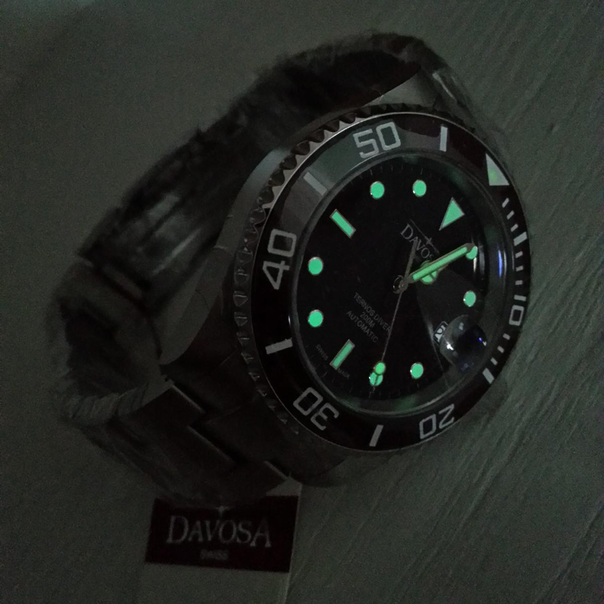 迪沃斯16155580手表【表友晒单作业】读了17年...