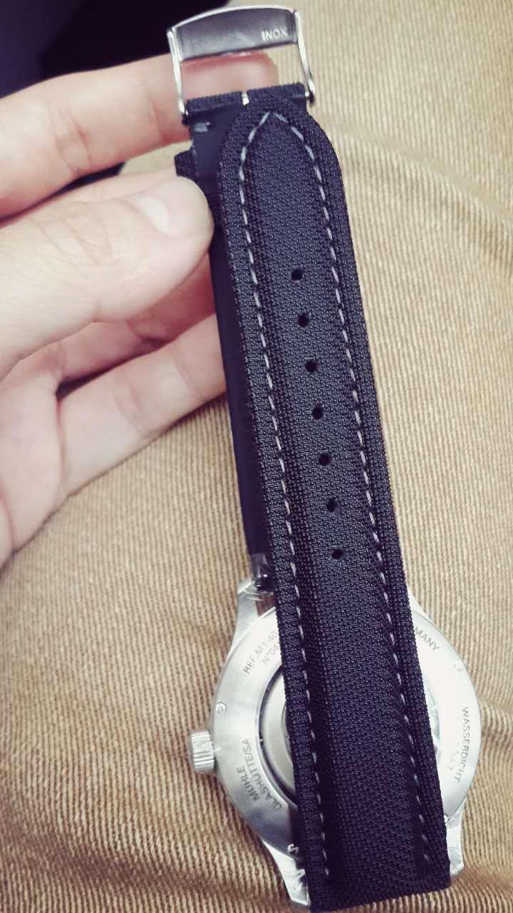 格拉苏蒂·莫勒M1-40-14/1-NB手表【表友晒单作业】太好看了,...