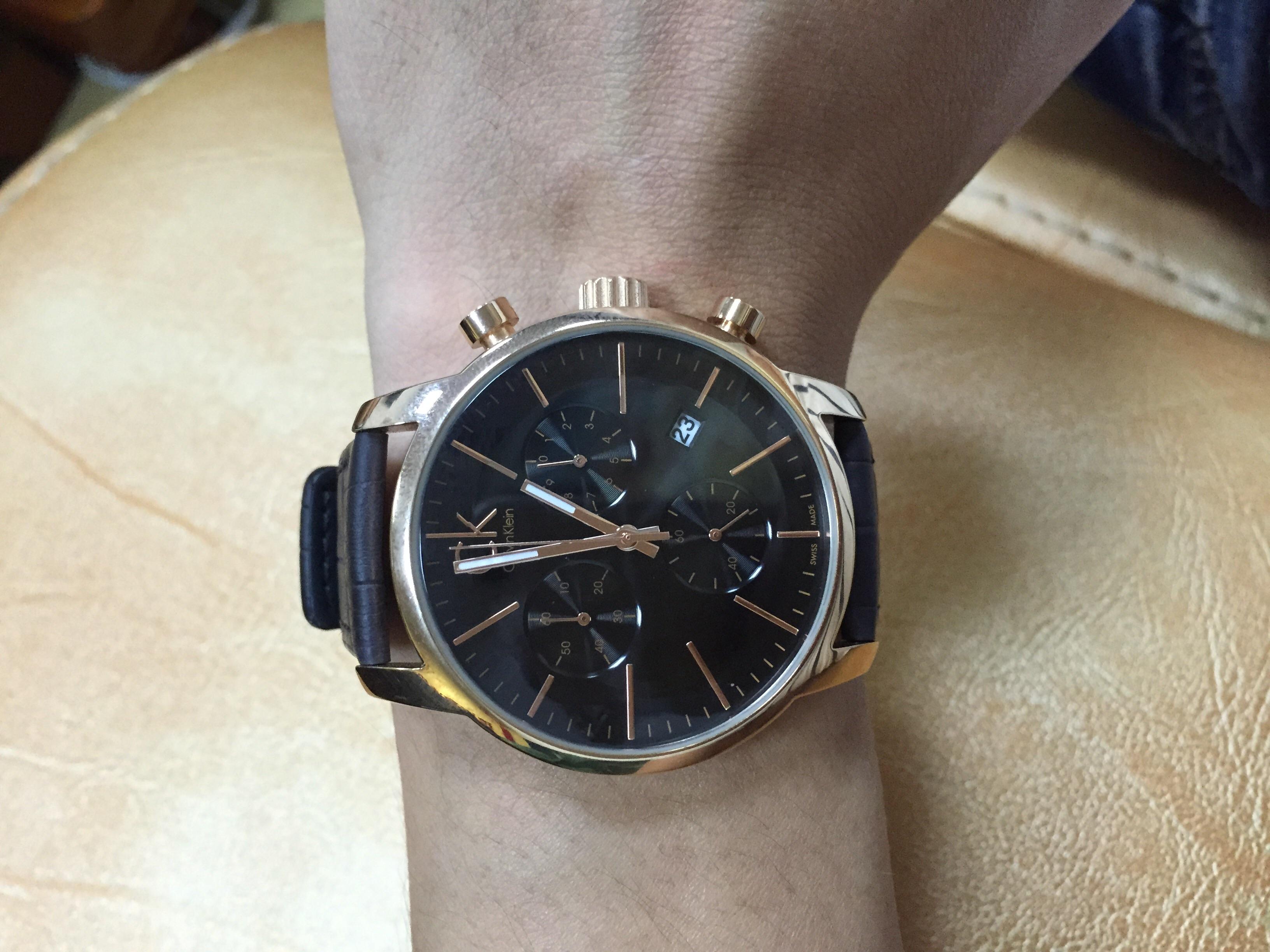 CKK2G276G3手表【表友晒单作业】走时非常的...