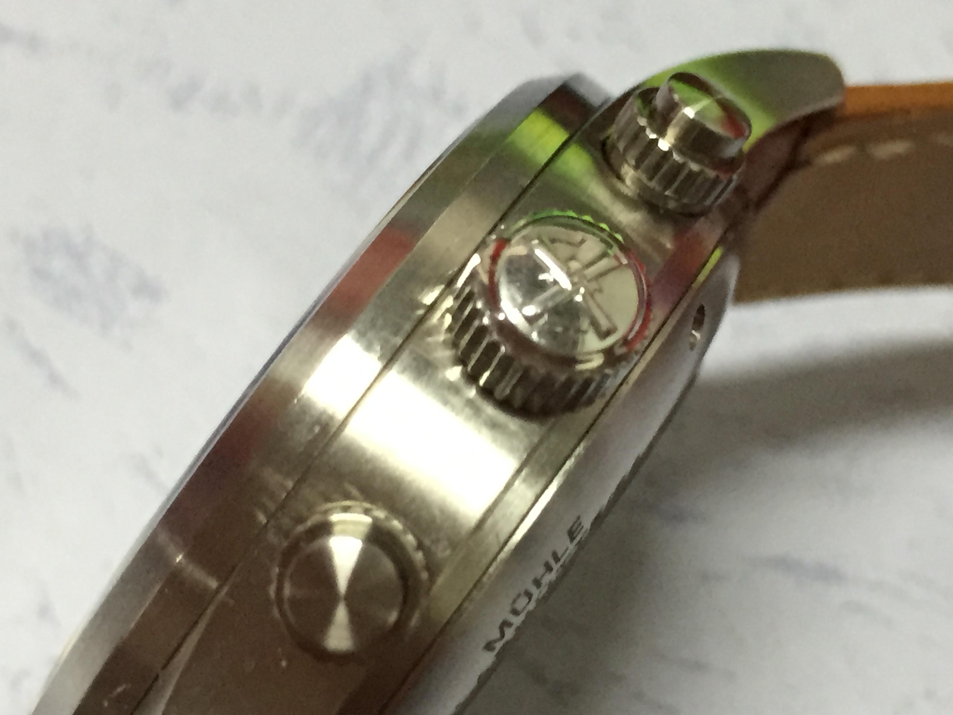 格拉苏蒂·莫勒M1-37-77-MB手表【表友晒单作业】之前买过莫...