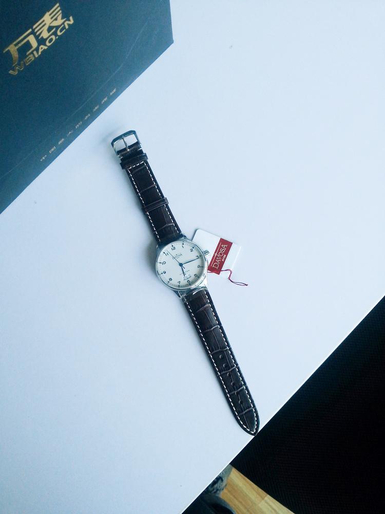 迪沃斯16145616手表【表友晒单作业】实物非常非...