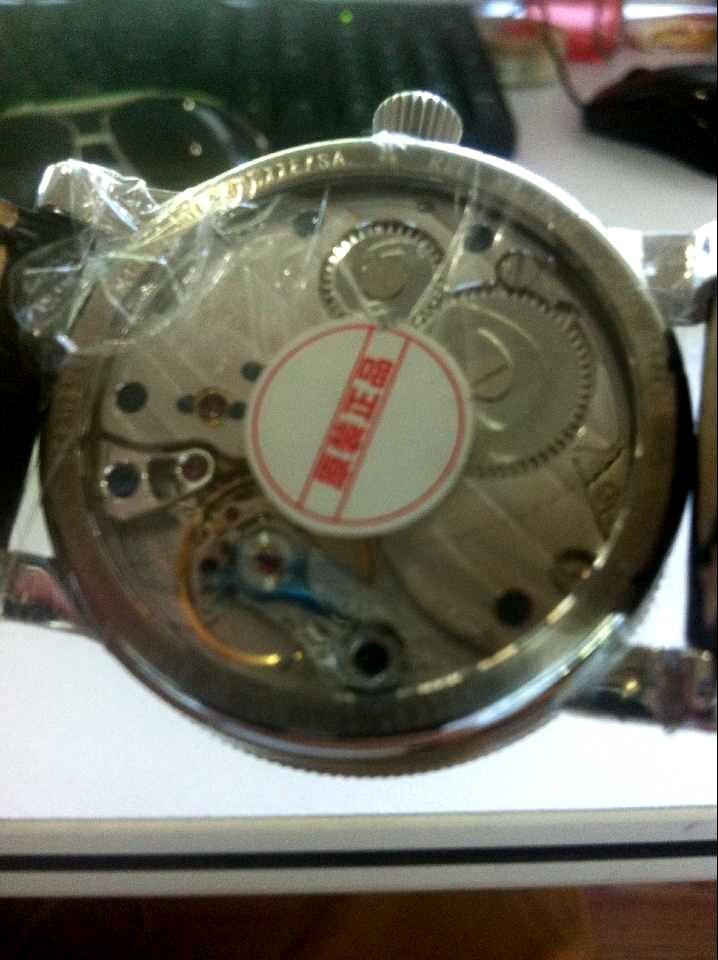 格拉苏蒂·莫勒M1-11-15-LB手表【表友晒单作业】等了好几天...