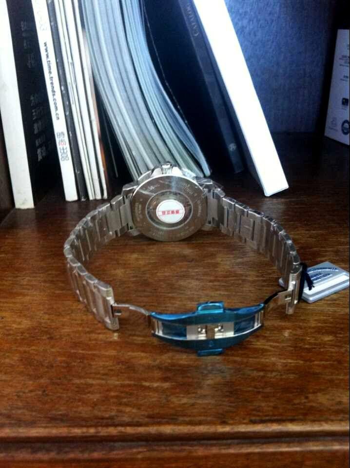 格拉苏蒂·莫勒M1-25-33-MB手表【表友晒单作业】物流很快,...