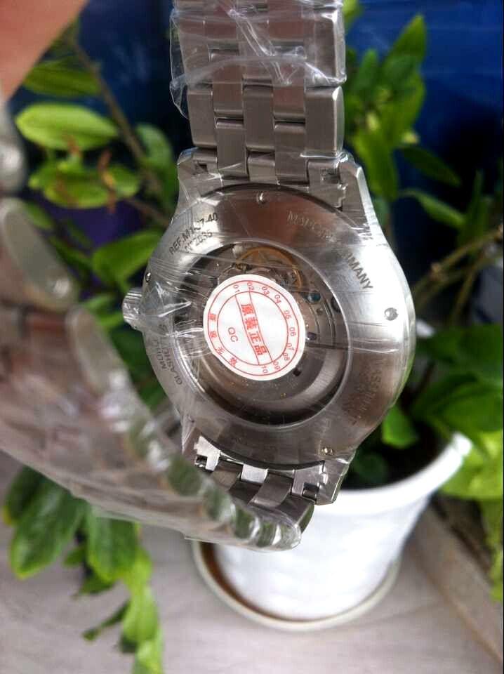 格拉苏蒂·莫勒M1-37-44-MB手表【表友晒单作业】今天收到表...