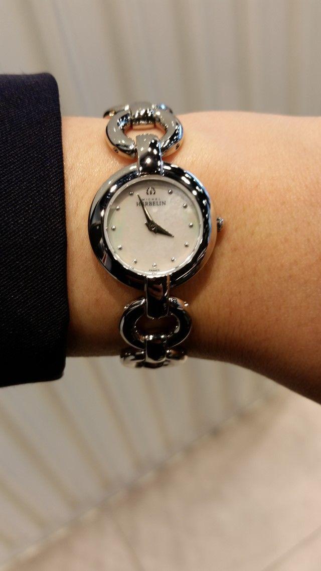 赫柏林17474/B19手表【表友晒单作业】很好看的一...