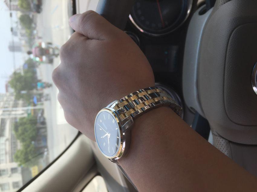 天梭T065.430.22.051.00手表【表友晒单作业】在万表买了...