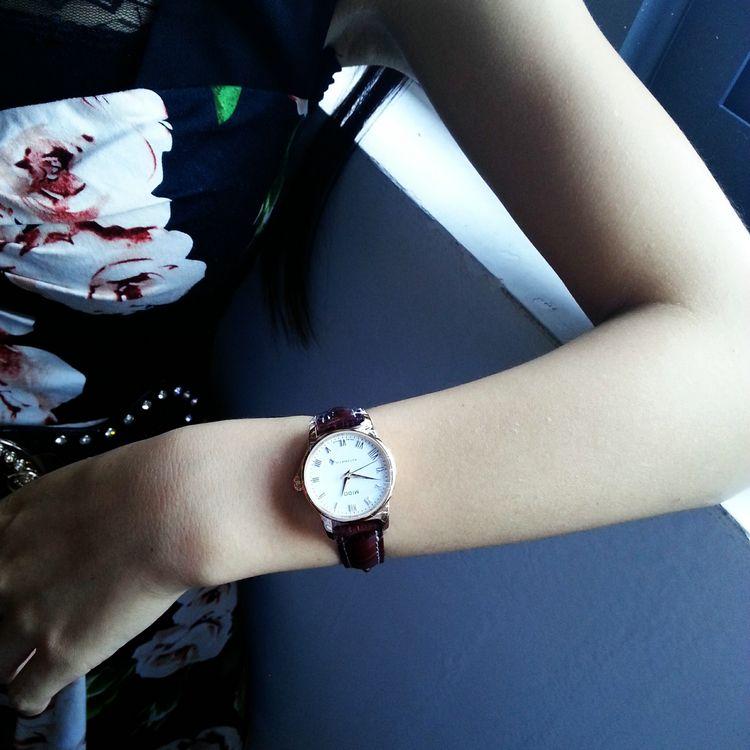 美度M7600.3.26.8手表【表友晒单作业】超赞,好正...