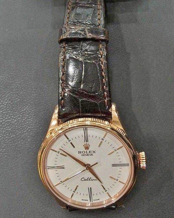 劳力士50505(白色漆面表盘)手表【表友晒单作业】劳里面最优...