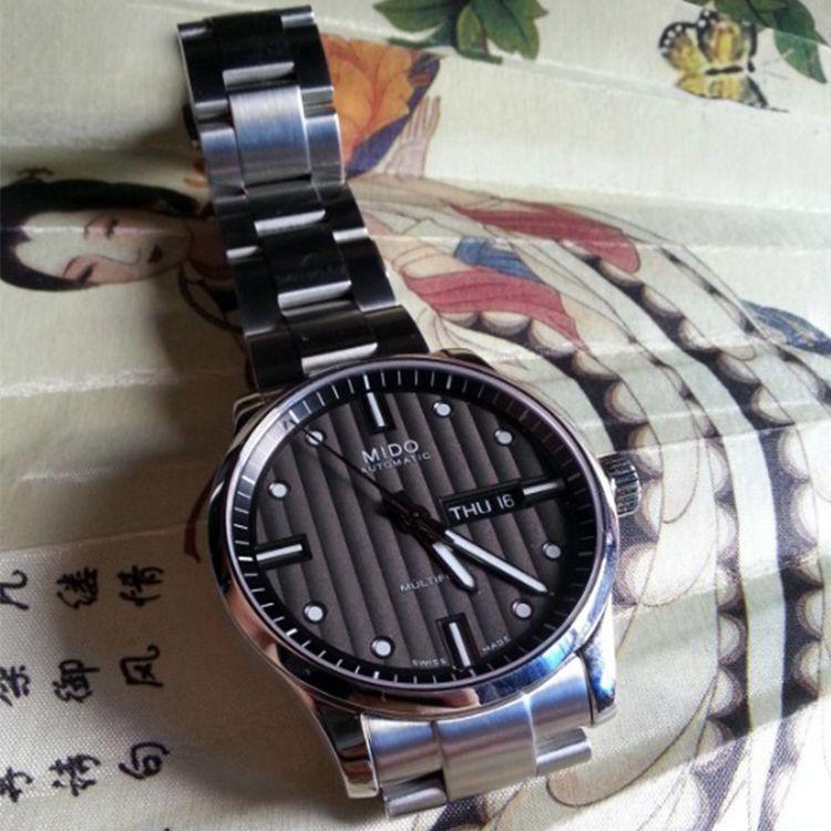 美度M005.430.11.061.80手表【表友晒单作业】今天第一次...