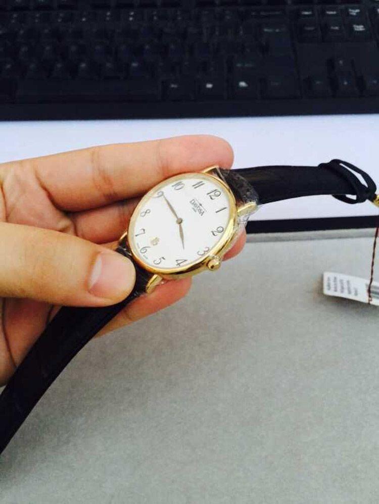 迪沃斯16248626手表【表友晒单作业】前几天在万...