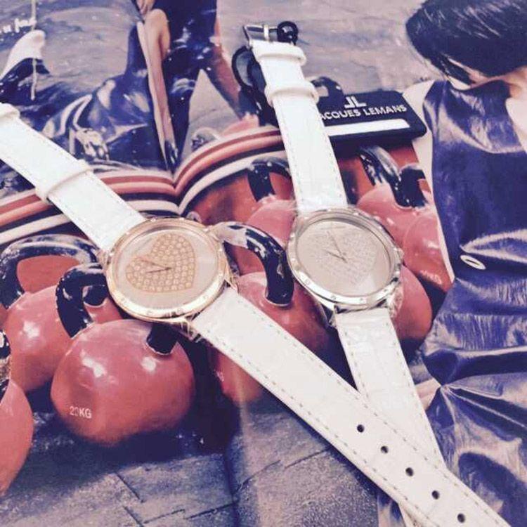 雅克利曼1-1803D手表【表友晒单作业】么么哒。。...