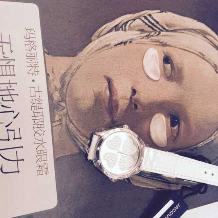 雅克利曼1-1803F手表【表友晒单作业】很好看。...