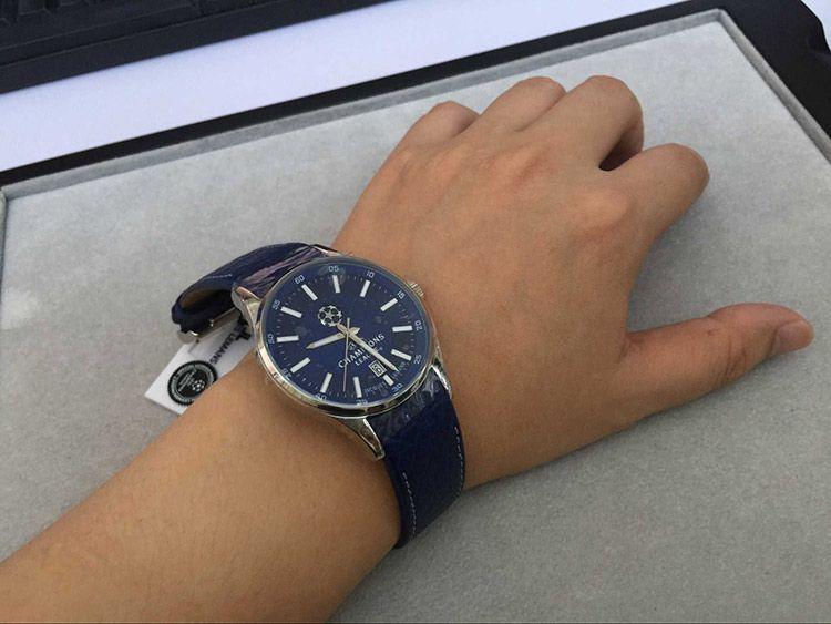 雅克利曼U-35D手表【表友晒单作业】第一次尝试...