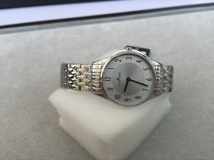 雅克利曼1-1782B手表【表友晒单作业】有时尚感。...
