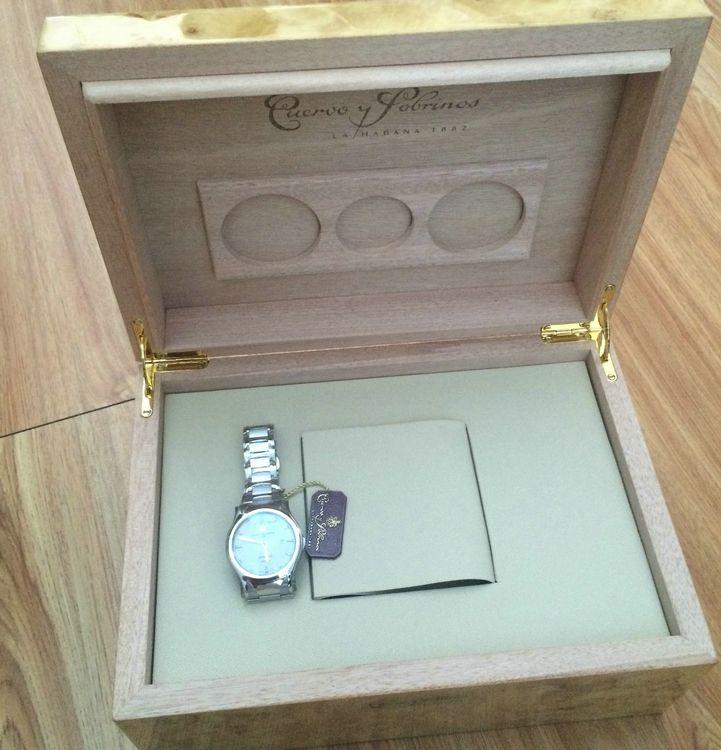 库尔沃2810B.1CGT手表【表友晒单作业】包装里外4...
