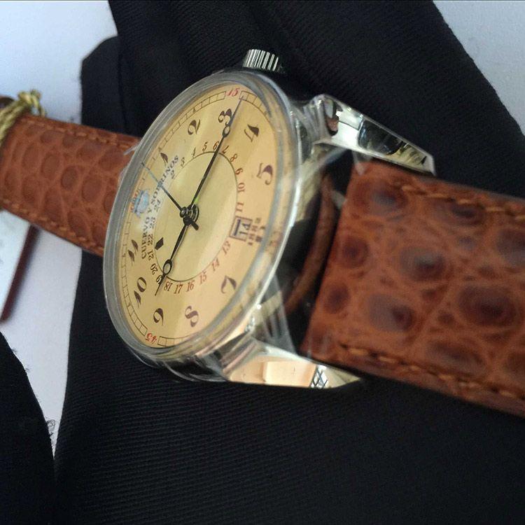 库尔沃3196.1C手表【表友晒单作业】非常喜欢库...
