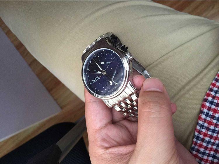爱宝时3391.832.20.16.30手表【表友晒单作业】看中了三个...