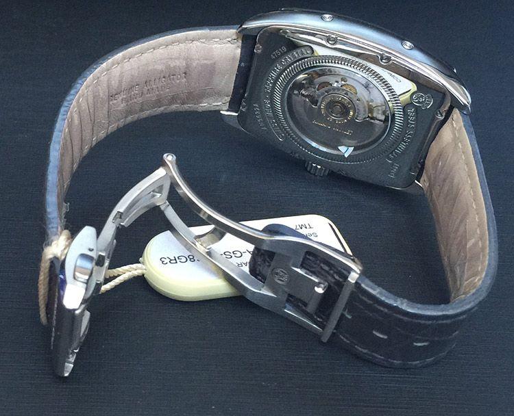 艾美达9632A-GS-P968GR3手表【表友晒单作业】30岁之后...