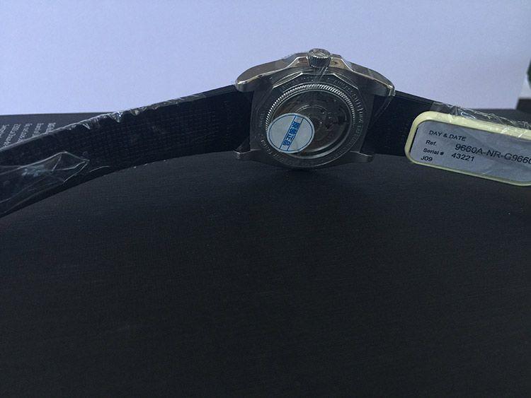 艾美达9660A-NR-G9660手表【表友晒单作业】手表夜光很...