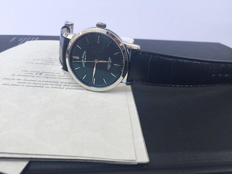 艾美达9670A-NR-P670NR1手表【表友晒单作业】美好的东西...