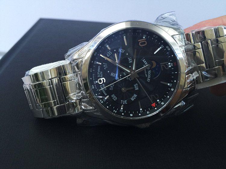 艾美达9742B-BU-M9740手表【表友晒单作业】刚开始觉得...