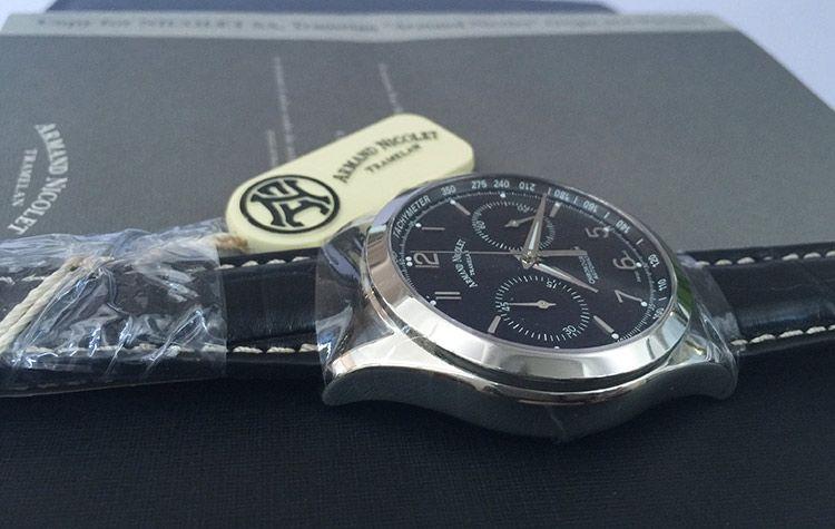 艾美达9744A-NR-P974NR2手表【表友晒单作业】艾美达正装...